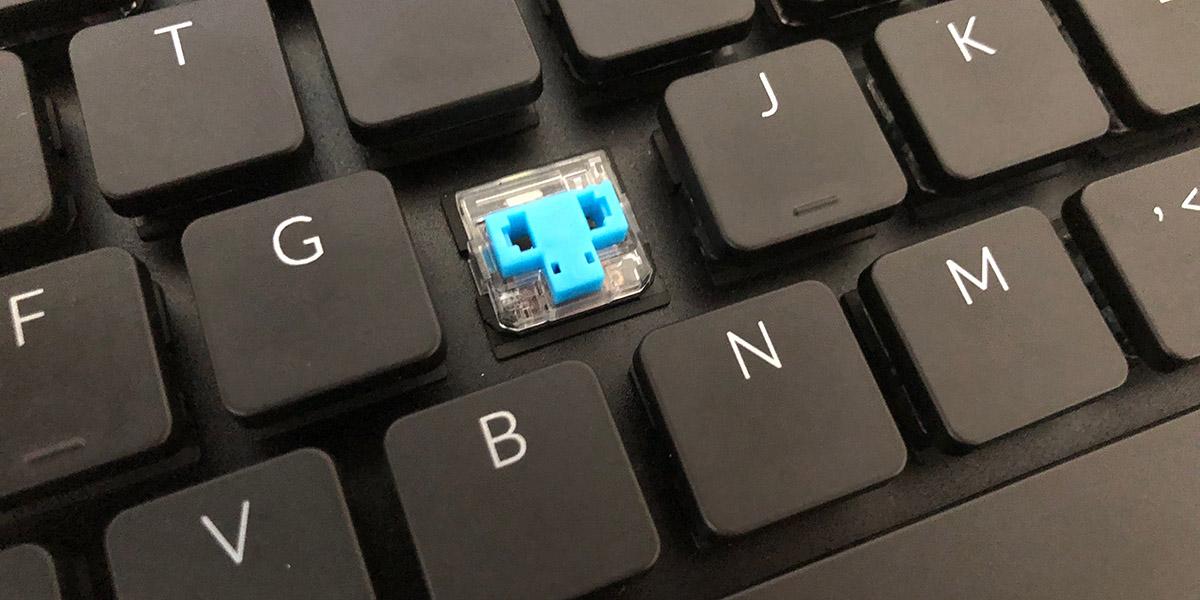 Bàn phím cơ Keychron K1