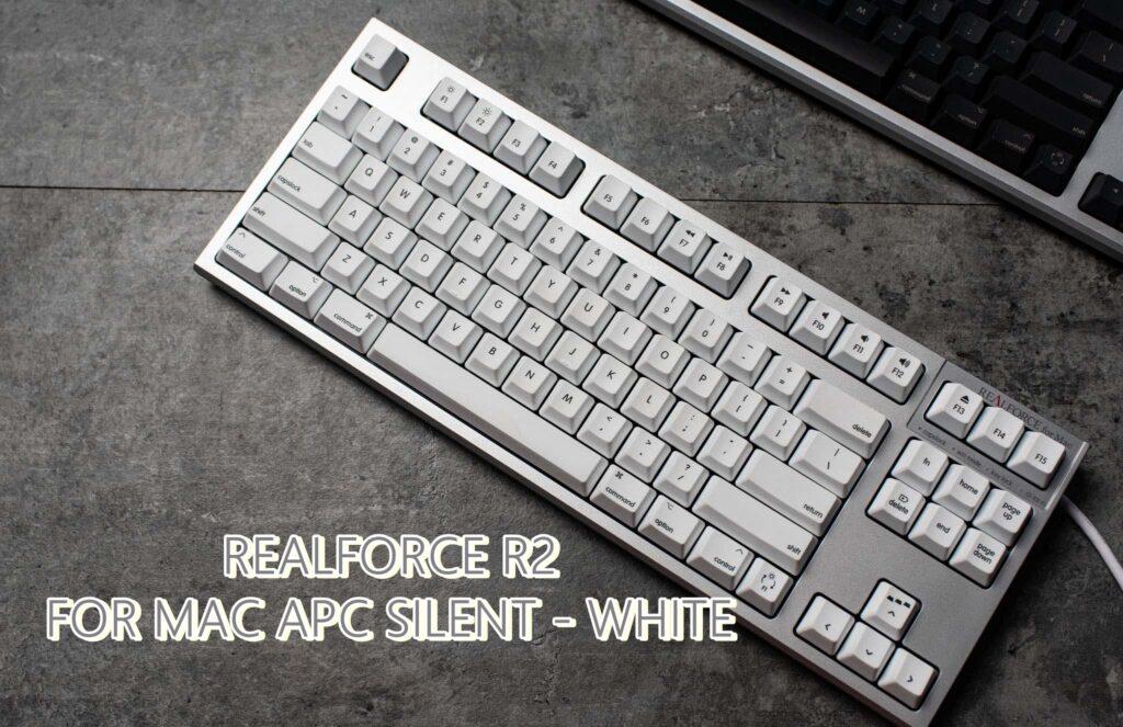 """Tìm hiểu về các dòng bàn phím cơ Realforce, thương hiệu """"kiệm"""" thiết kế nhưng ai cũng mong sở hữu   Bàn phím cơ"""