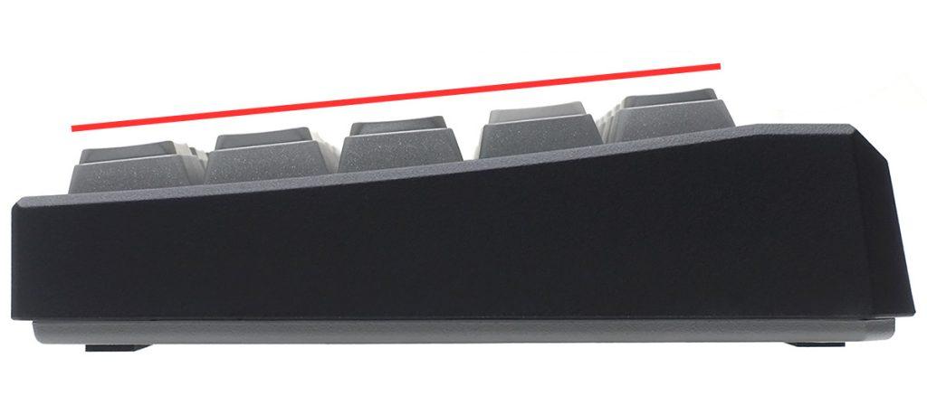 medium profile trên filco minila-r